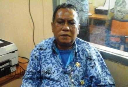 Kepala Dinas Kebersihan Pertamanan dan Pemakaman (DKPP) Kota Tanjungpinang, Almazuar Amal.
