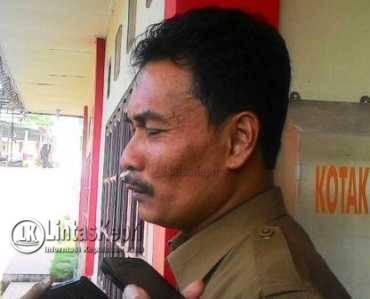 Ketua PGRI Kota Tanjungpinang, Encik Abdul Hajar