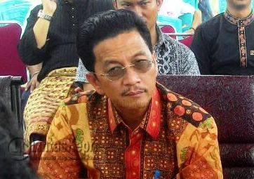 Kepala Badan Perencanaan Pembangunan Daerah (Bappeda) Kota Tanjungpinang Hamalis.