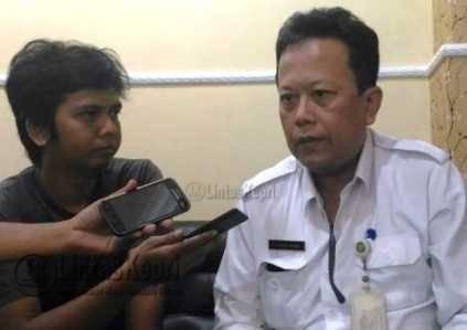 Kabid Pengendalian Pencemaran dan Pengelolaan Limbah Badan Lingkungan Hidup Provinsi Kepri, Yuliman Gawal