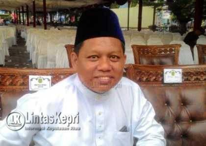 Ketua Komisi I Dewan Perwakilan Rakyat Daerah (DPRD) Kota Tanjungpinang Maskur Tilawahyu