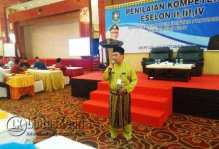 Sekretaris Daerah Provinsi Kepulauan Riau TS Arif Fadillah.