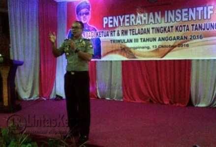 Wakapolres Tanjungpinang Kompol Andy Rahmansyah.