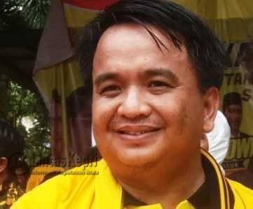 Ketua Dewan Pimpinan Daerah (DPD) Tanjungpinang, Ade Angga.