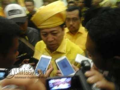 Ketua DPP Partai Golkar, Setya Novanto
