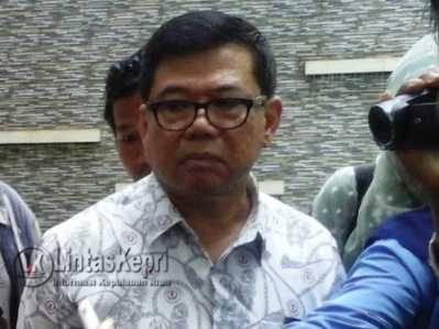Kepala Dinas Kesehatan Provinsi Kepulauan Riau (Kepri) Tjetjep Yudiana