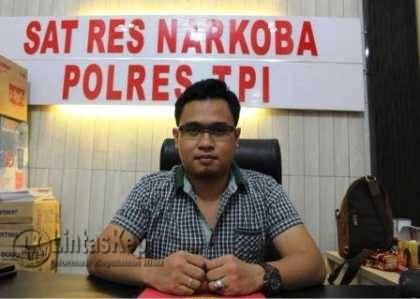 Kasat Narkoba Polres Tanjungpinang, AKP Ricky Firmansyah