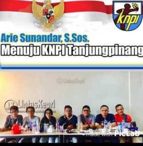 Beberapa OKP tengah menggelar konsolidasi pemetaan dukungan Musda KNPI Kota Tanjungpinang. (Foto-istimewa)