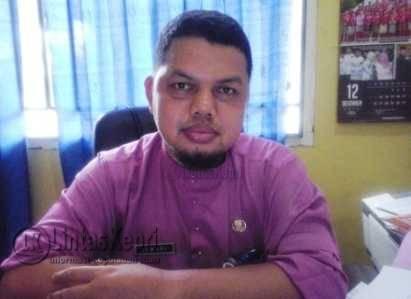 Kasi Perdagangan Dalam Negeri dan Luar Negeri Tanjungpinang, Iswadi.