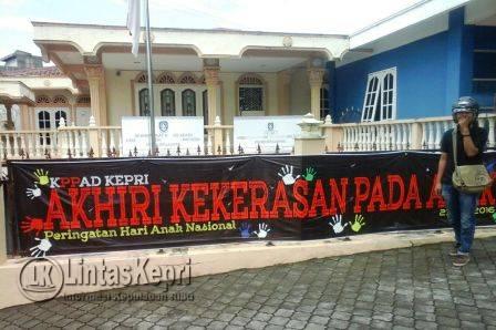 Kantor KPPAD Kepri Jalan Basuki Rahmat, Tanjungpinang.