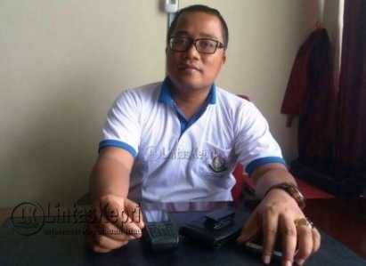 Kepala Seksi Pidana Khusus (Kasi Pidsus) Kejari Tanjungpinang Beni Siswanto