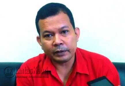 Anggota DPRD Tanjungpinang dari fraksi PDI-P, Syahrial.