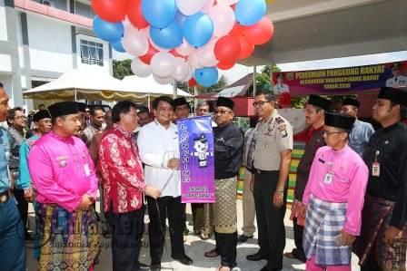 Kecamatan Tanjungpinang Barat Launching Pelayanan Berbasis Android