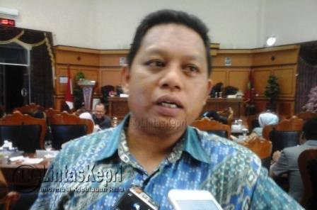 Ketua Komisi I DPRD Tanjungpinang, Maskur Tilawahyu.