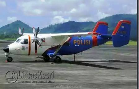 Pesawat terbang Polisi