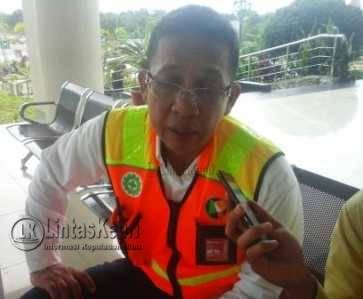 Manager Operasi dan Teknik Angkasa Pura II (AP) Tanjungpinang Yosef